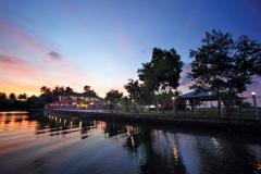 Grand Ayur Island-backwater-calm-and-beautiful