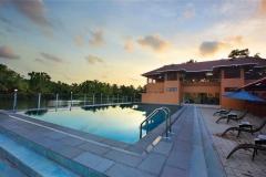 Grand Ayur Island-swimming-pool-calm-beautiful