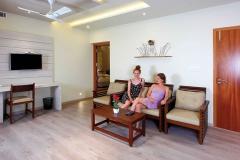 room-living-woodnote-thekkady