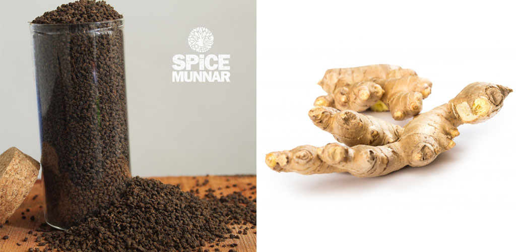 ginger-tea spicemunnar